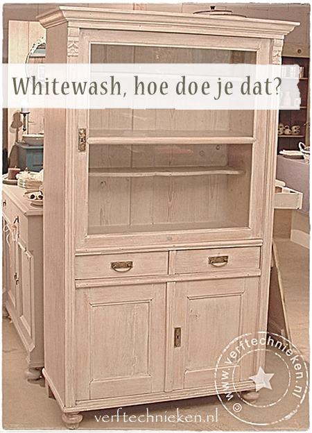 verftechnieken.nl - whitewash