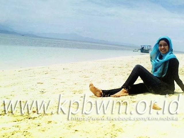 pasir putih pulau gusung toraja