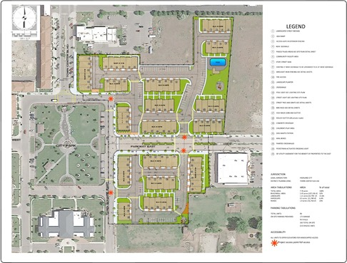 2015-09-15 Blackstone Revised Site Plan