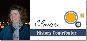 claire history contributor