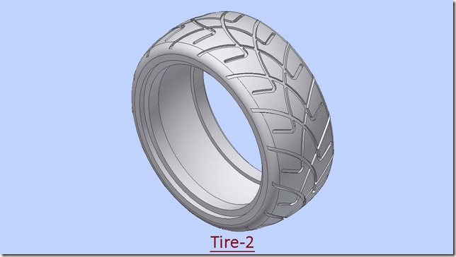 Solid Modelling Videos: Tire2 (Video Tutorial) Autodesk Inventor 2016