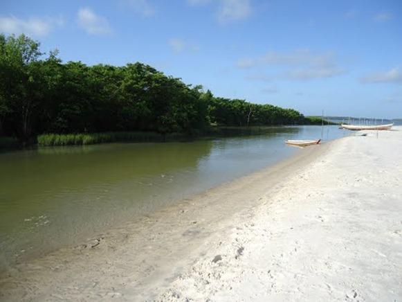 PRaia de Sacaiteua - Marapanim, foto: sandromarco/Panoramio