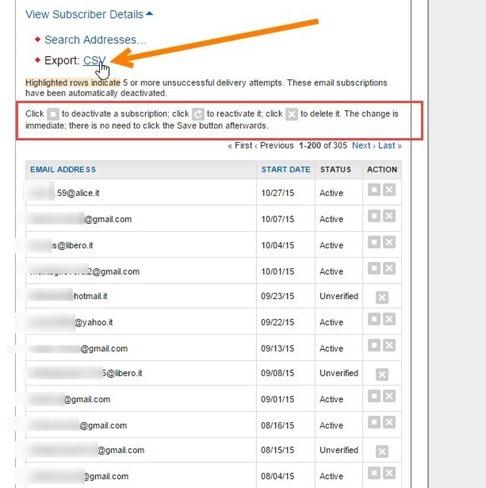 database-indirizzi-email-newsletter