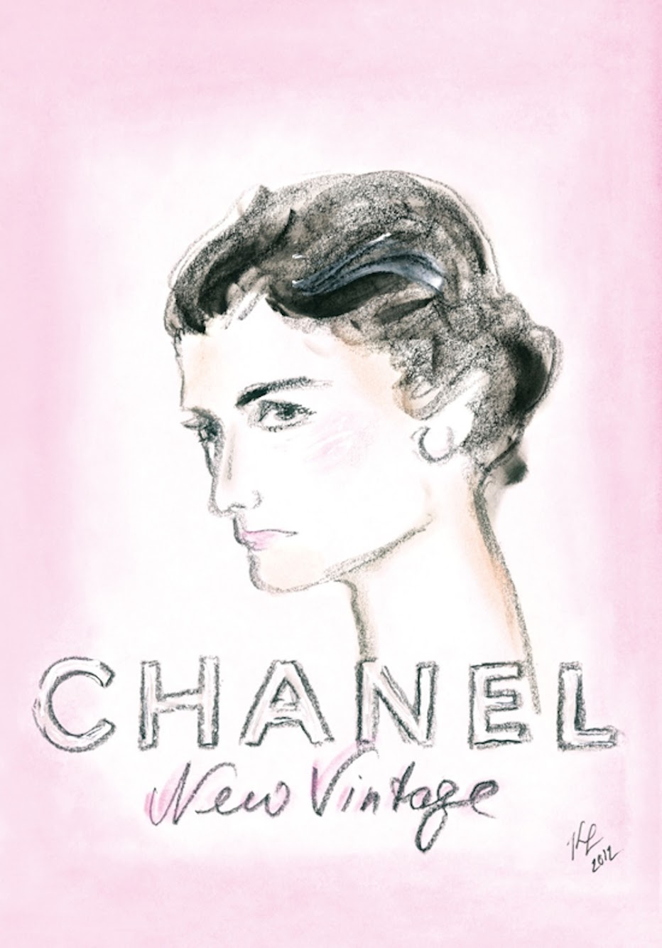 Chanel Couture 2012 [The New Vintage?]