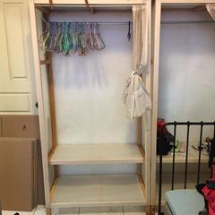 IKEA松木衣櫥