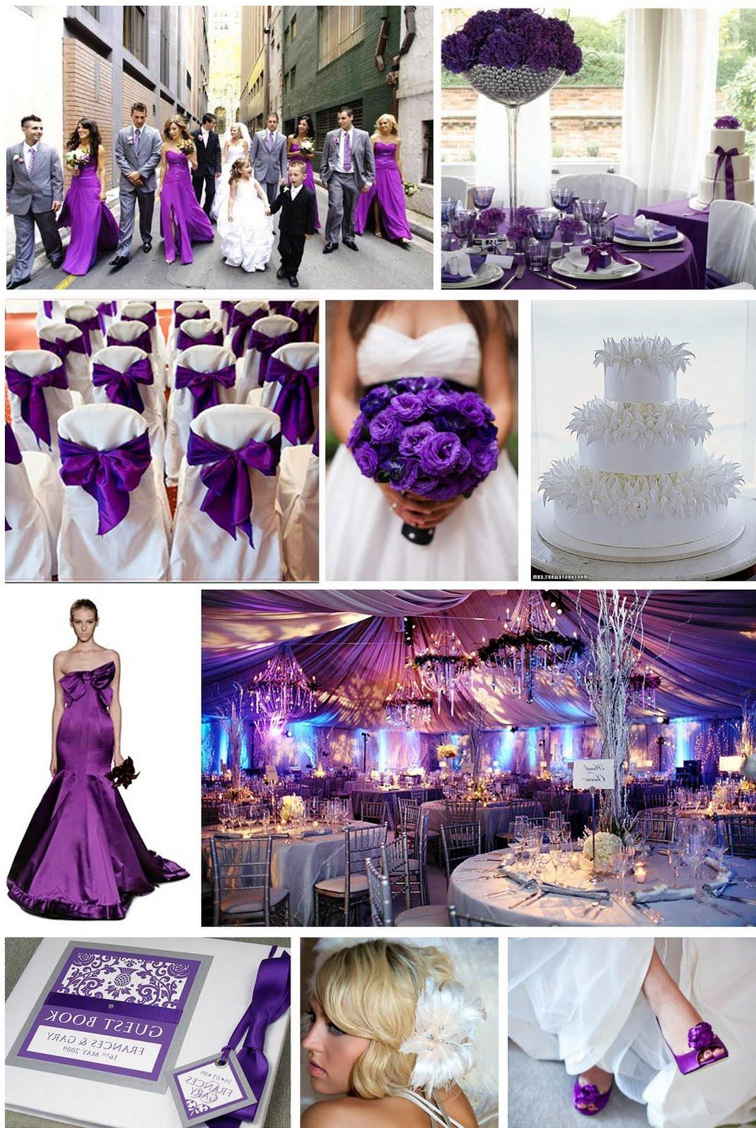purple blue wedding shoes