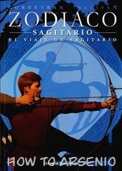 P00009 - Zodíaco  - Sagitario - El