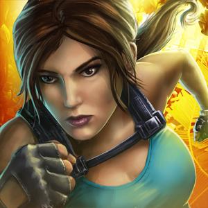 Lara Croft: Relic Run v.1.0.55 (Mega Mod)