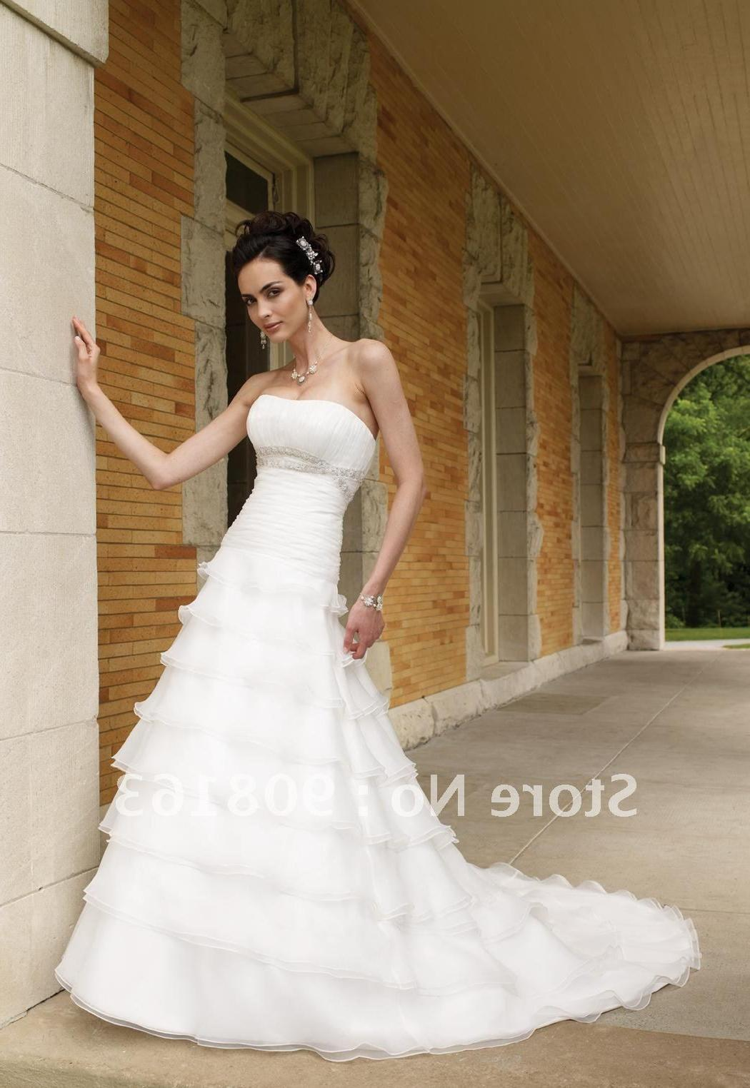 Buy Designer Wedding Dresses , Wedding Dresses 2012 , layered organza