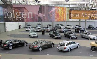 Algérie-Une usine de pièces détachées Mercedes sera implantée au sud du pays