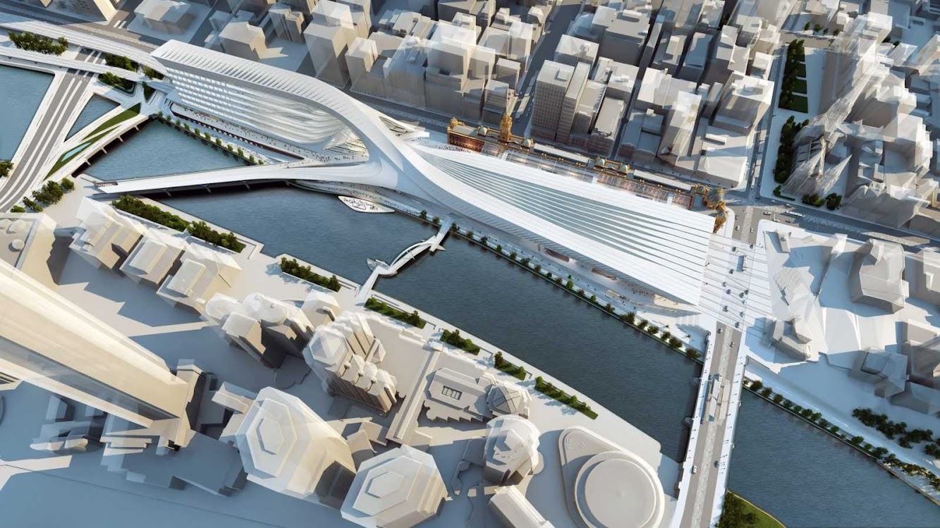 02-Flinders-Street-Station-Design-Competition-by-Zaha-Hadid+BVN-Architecture
