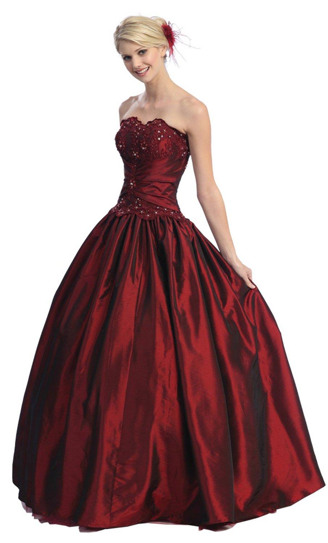 Wedding Dress. Ball Gown