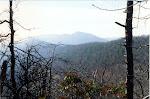 Massanutten Mountain, George Washington National Forest, Virginia.