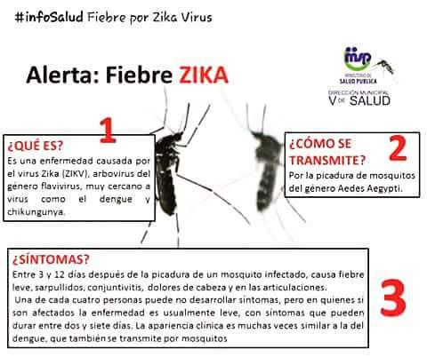 Cuedemos de las efermedades no al zika   Abel Quezada - Te Informa ...