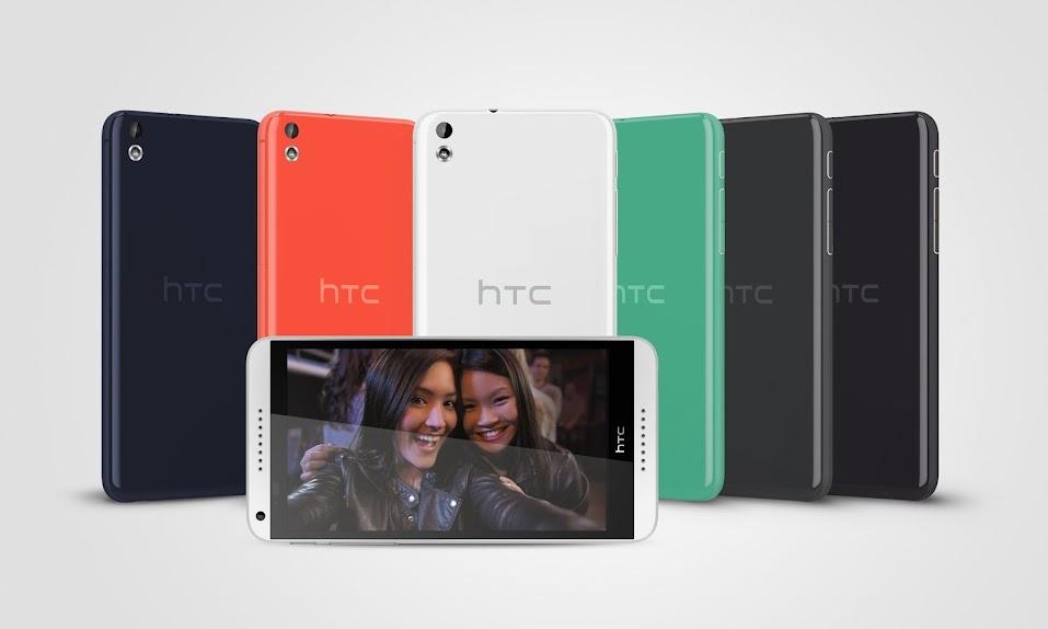 HTC Desire 816 - Spesifikasi Lengkap dan Harga