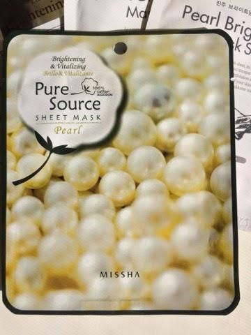 Pearl-Brightening-Sheet-Mask-Memebox