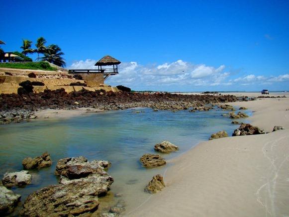 Praia do Farol Velho - Salinopolis, Parà, fonte: Rosinei Vasconcelos/Panoramio