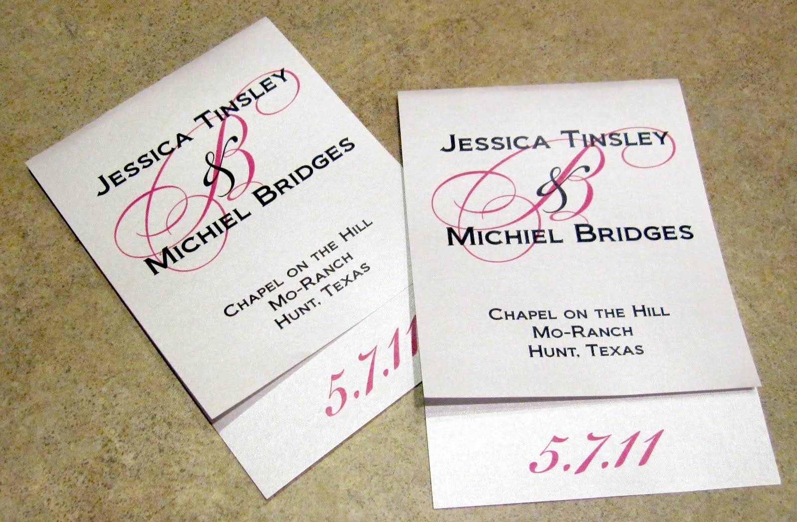 Cheap wedding program paper