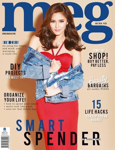Kim Chiu - Meg July 2015