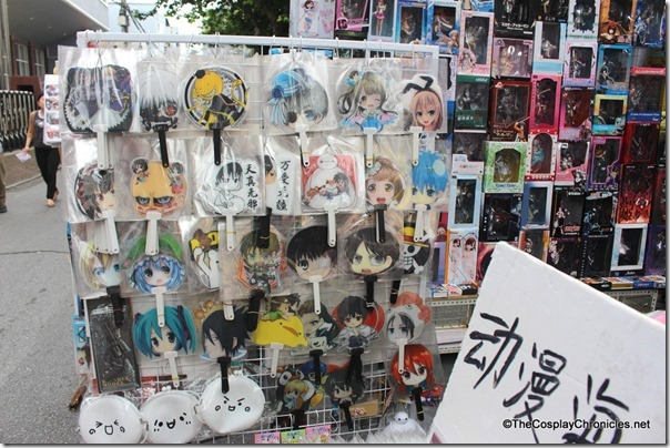 Amidst The Shopping For Anime Merchandise Youd Also Find A Variety Of Other Shops Around Area Such As Pet Selling All Sorts Animals