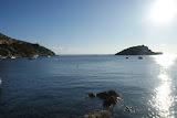 Uitzicht vanuit Agios Nicolaos.