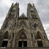 Catedral - Quito, Equador