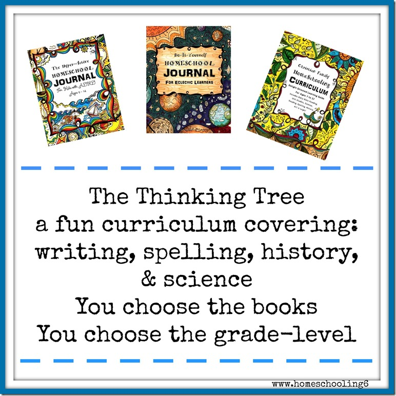 The Thinking Tree Journals Complete