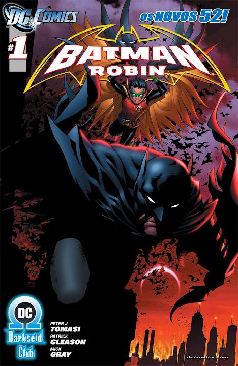Batman e Robin (Os Novos 52)