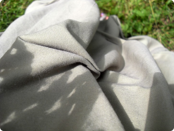 Min nye nederdel