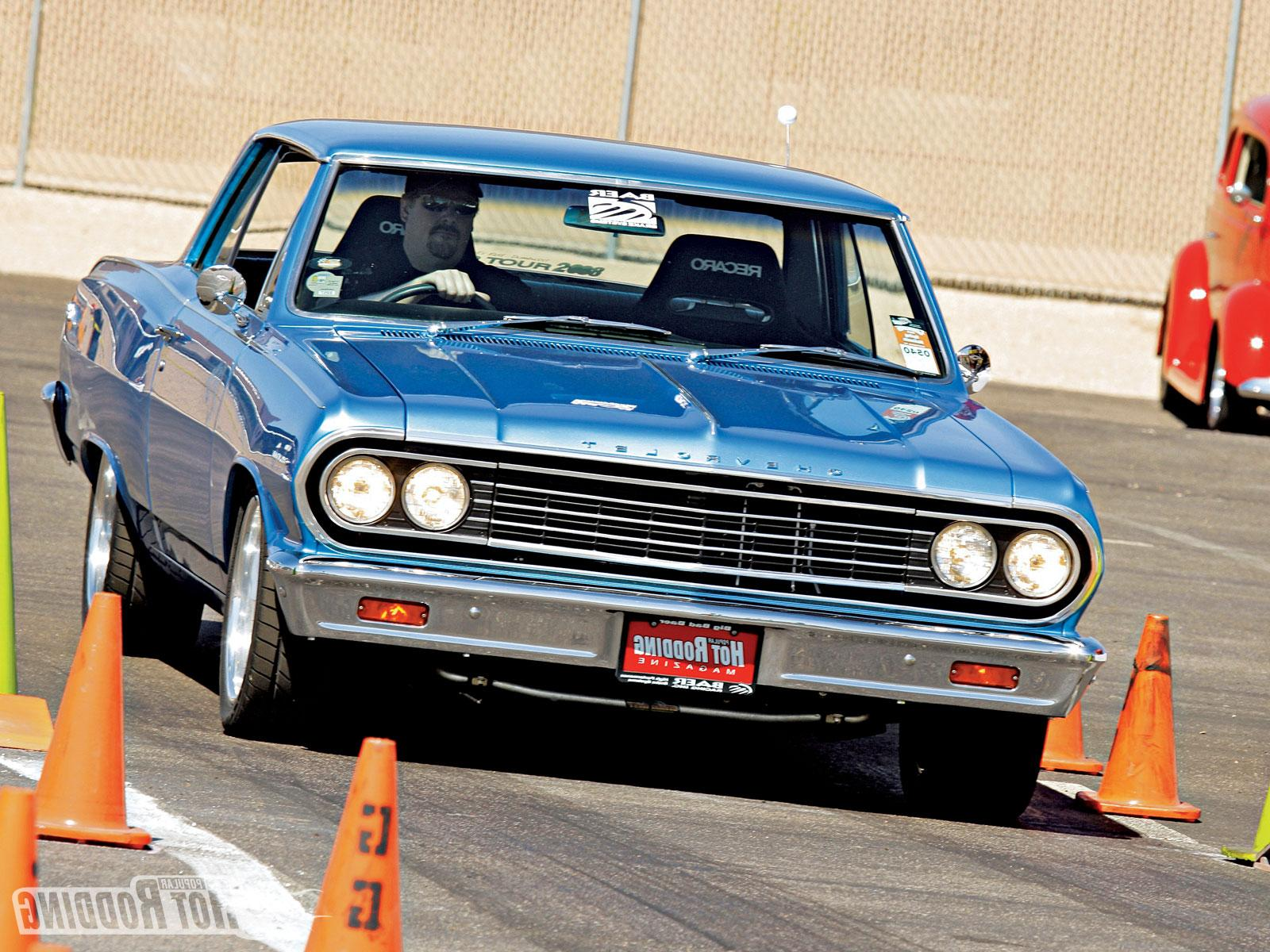 1967 Ford Mustang 64 Chevelle