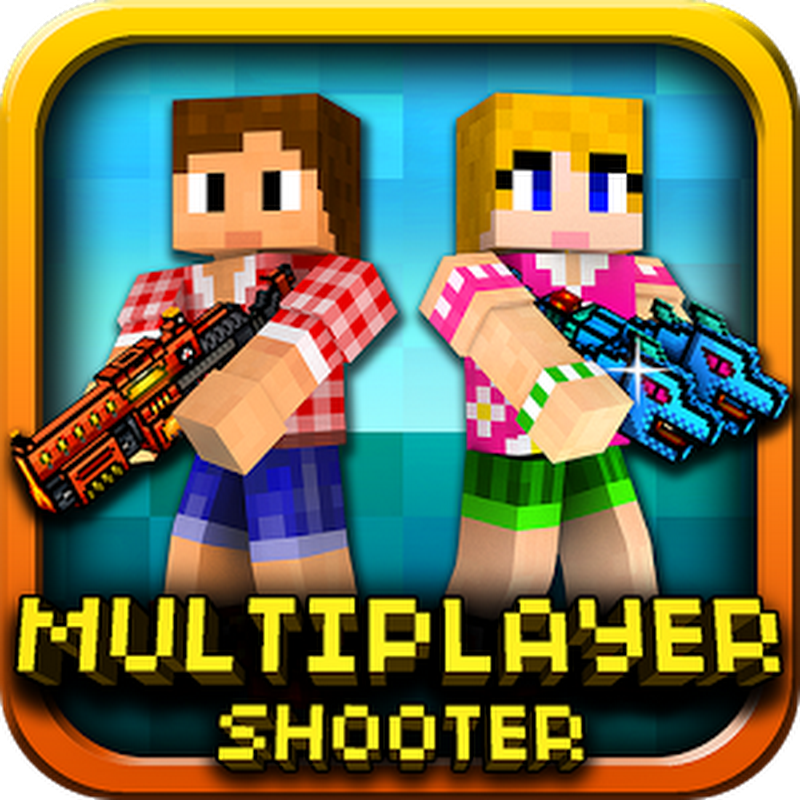 Pixel Gun 3D Pro Pocket Edition v10.0.6 [Unlimited Money/Exp Hack]