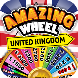 Amazing Wheel™ UK-Word&Phrase