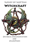Survey of Scottish Witchcraft Database Documentation and Description