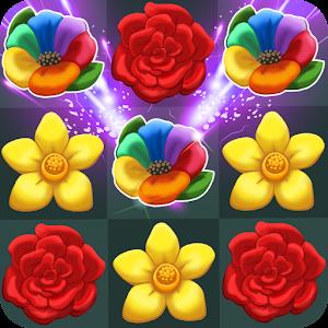 Blossom Blitz Match 3