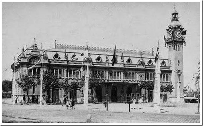 1921 edificio del reloj