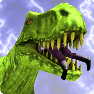 Real Dinosaur Attack City Hunting Simulator 2018 For PC / Windows 7/8/10 / Mac – Free Download