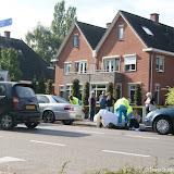 Ongeval Sint Vitusholt Winschoten - Foto's Teunis Streunding