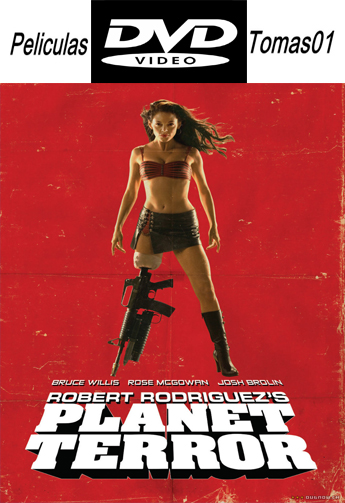 Planet Terror (Grindhouse) (2007) DVDRip