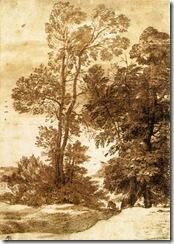 Claude_Lorrain_-_Trees_-_WGA04991
