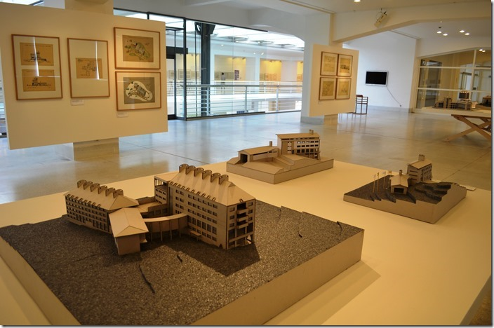 Architecture exhibitions in Prague
