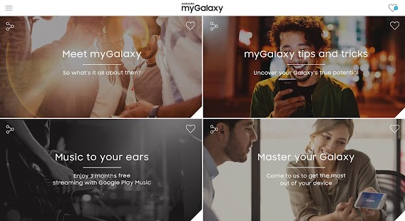 Download Samsung myGalaxy APK for Android Kitkat