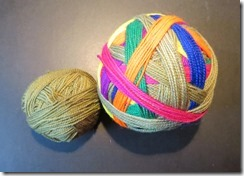Lollipop Yarn - Gripes - Rebel without a Rainbow