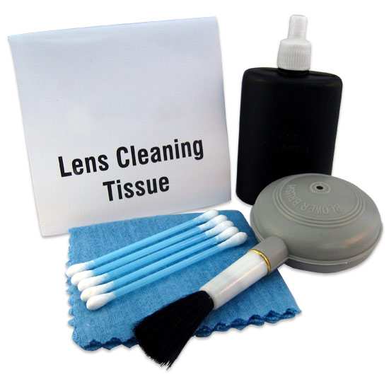 Deluxe Camera , Screen & Lens 5pc cleaning Kit