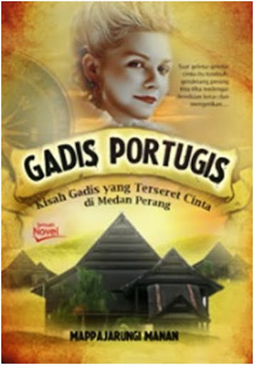 sampul novel gadis portugis