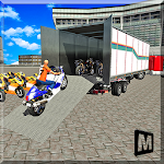 Bike Transporter Big Truck file APK Free for PC, smart TV Download