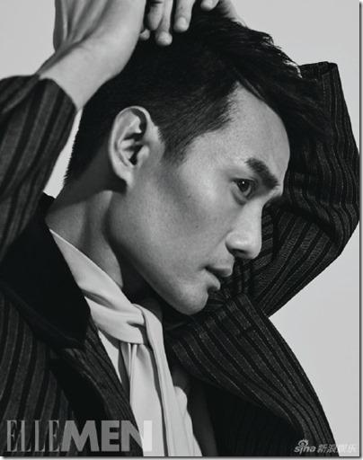 Wang Kai X ELLEMEN 王凱  2015 Dec 03