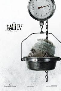 Lưỡi Cưa 4 - Saw 4 poster