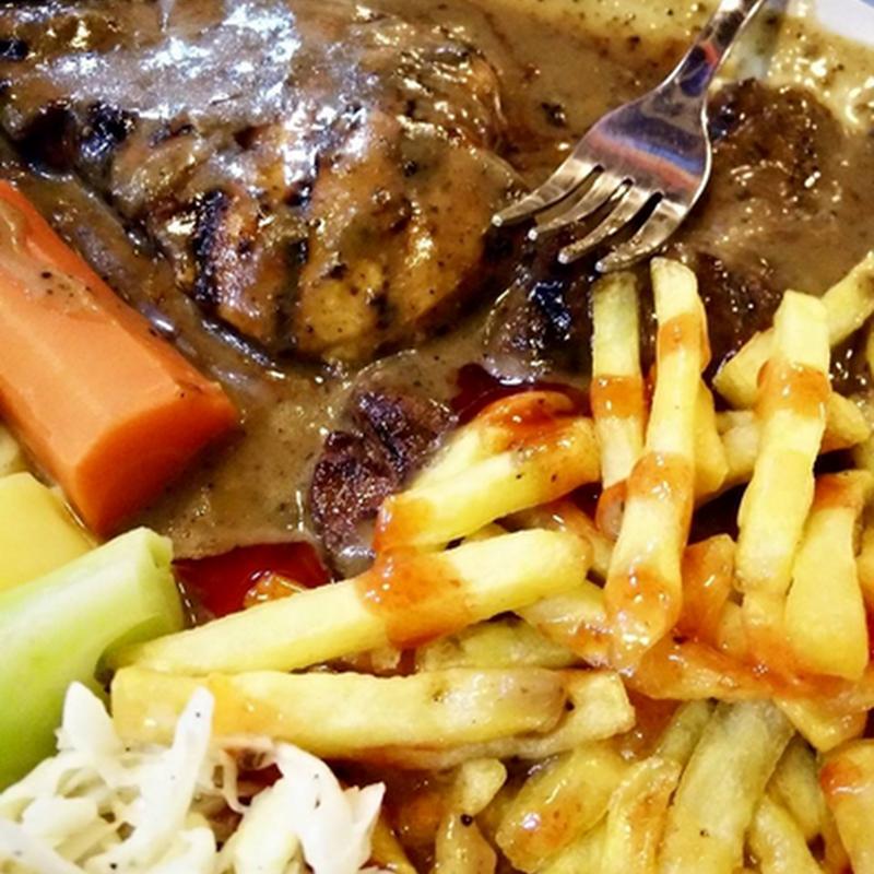 Makan malam tanpa GST !