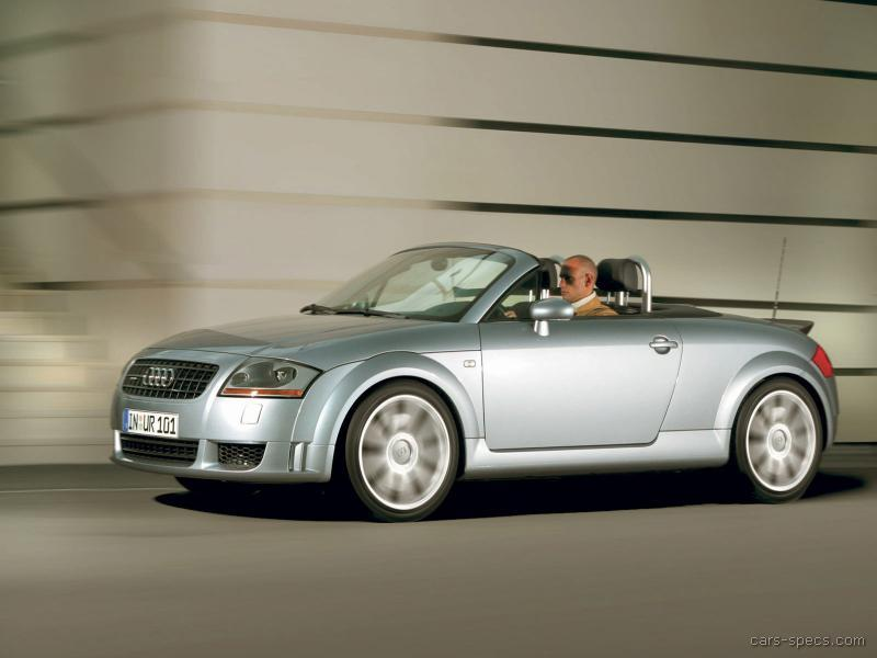 2002 audi tt convertible specifications pictures prices. Black Bedroom Furniture Sets. Home Design Ideas