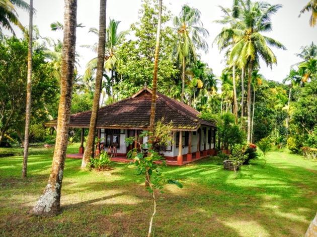 Gramam Homestay, Kochi, Kerala, India